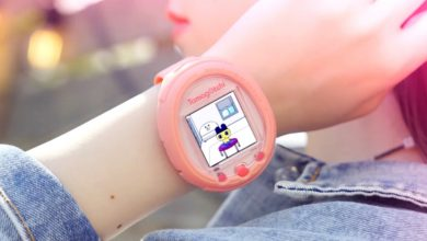 Tamagotchi's new smartwatch lets you strap a needy digital pet to your wrist