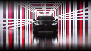 Tesla officially shows off its fastest electric car