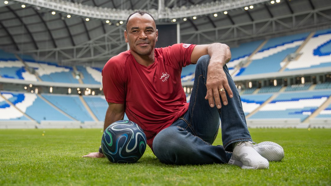 """Cafu: """"Fans are Going to Have an Amazing Experience in World Cup 2022 Qatar"""""""