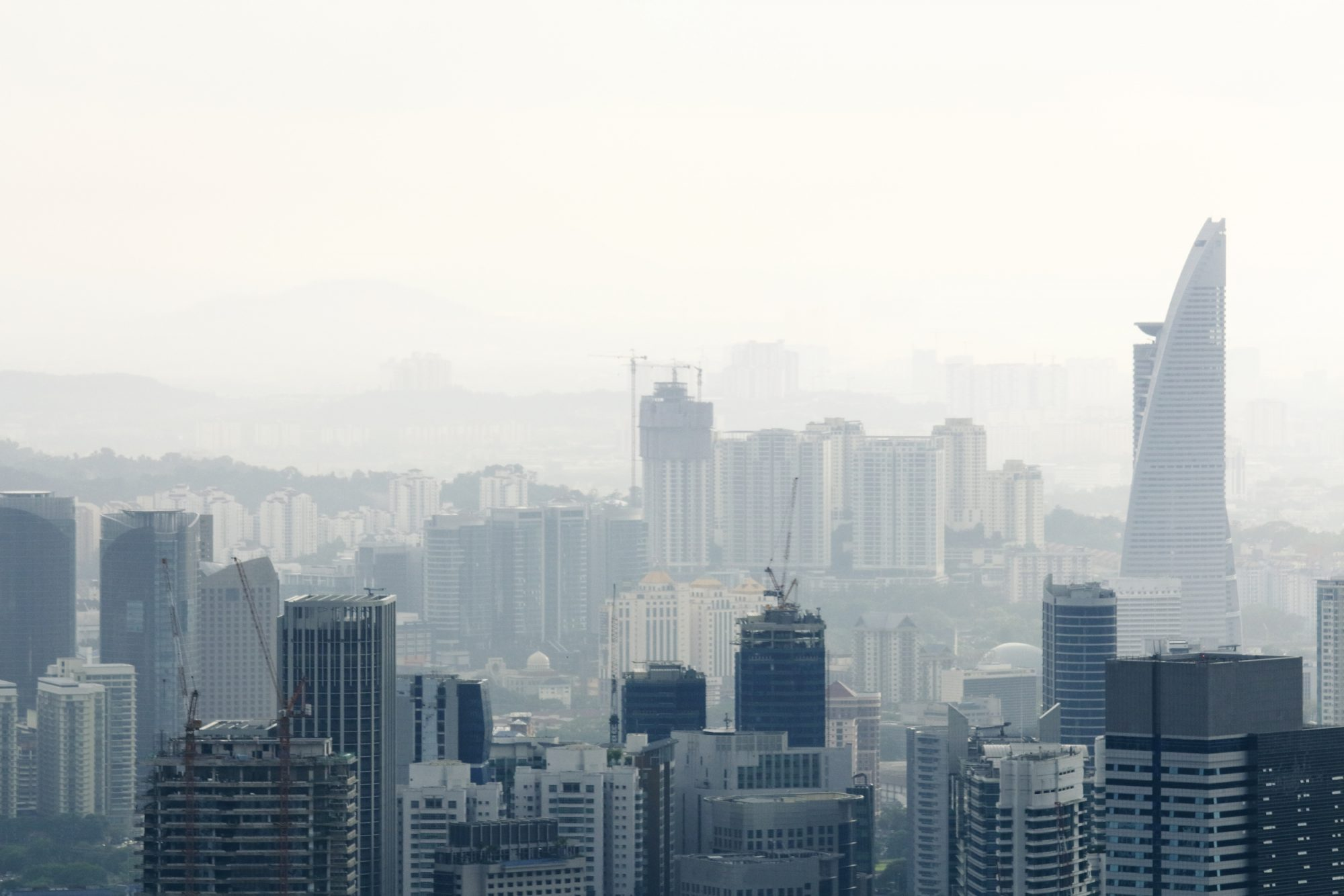 The most dangerous places in the world in terms of dust pollution