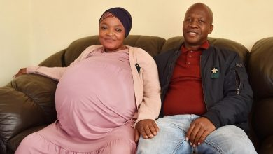 South African woman gives birth to 10 babies at a single birth