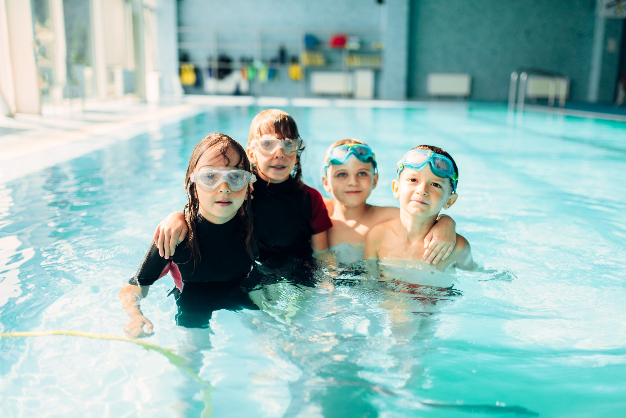 Neglect behind cases of children drowning in swimming pools