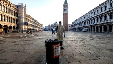 Italy's health ministry lifts outdoor mask-wearing restrictions