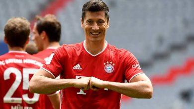 Real Madrid wants Robert Lewandowski
