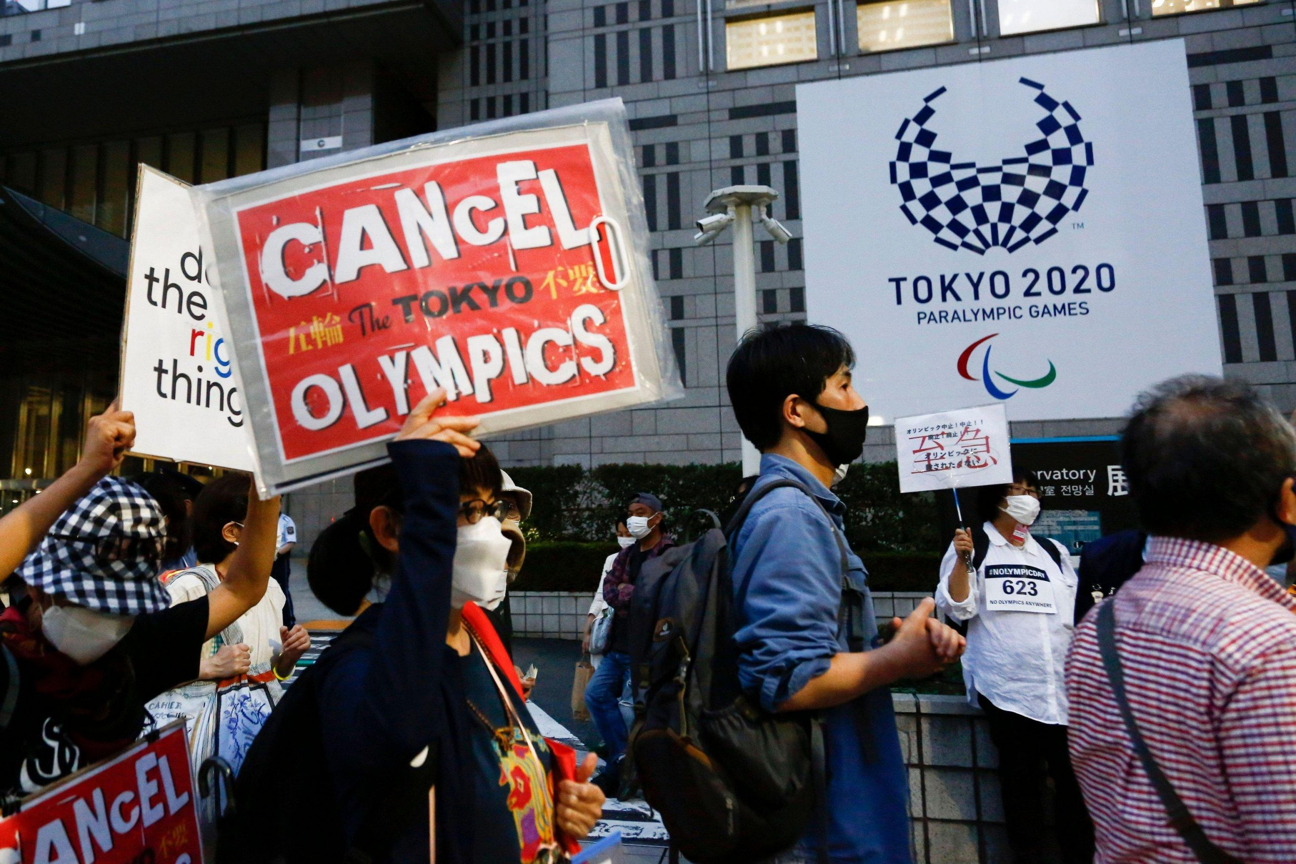Alcohol banned at Tokyo Olympic stadiums