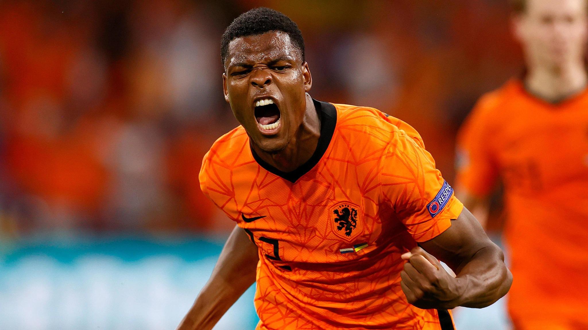 Netherlands edge out Ukraine in five-goal thriller