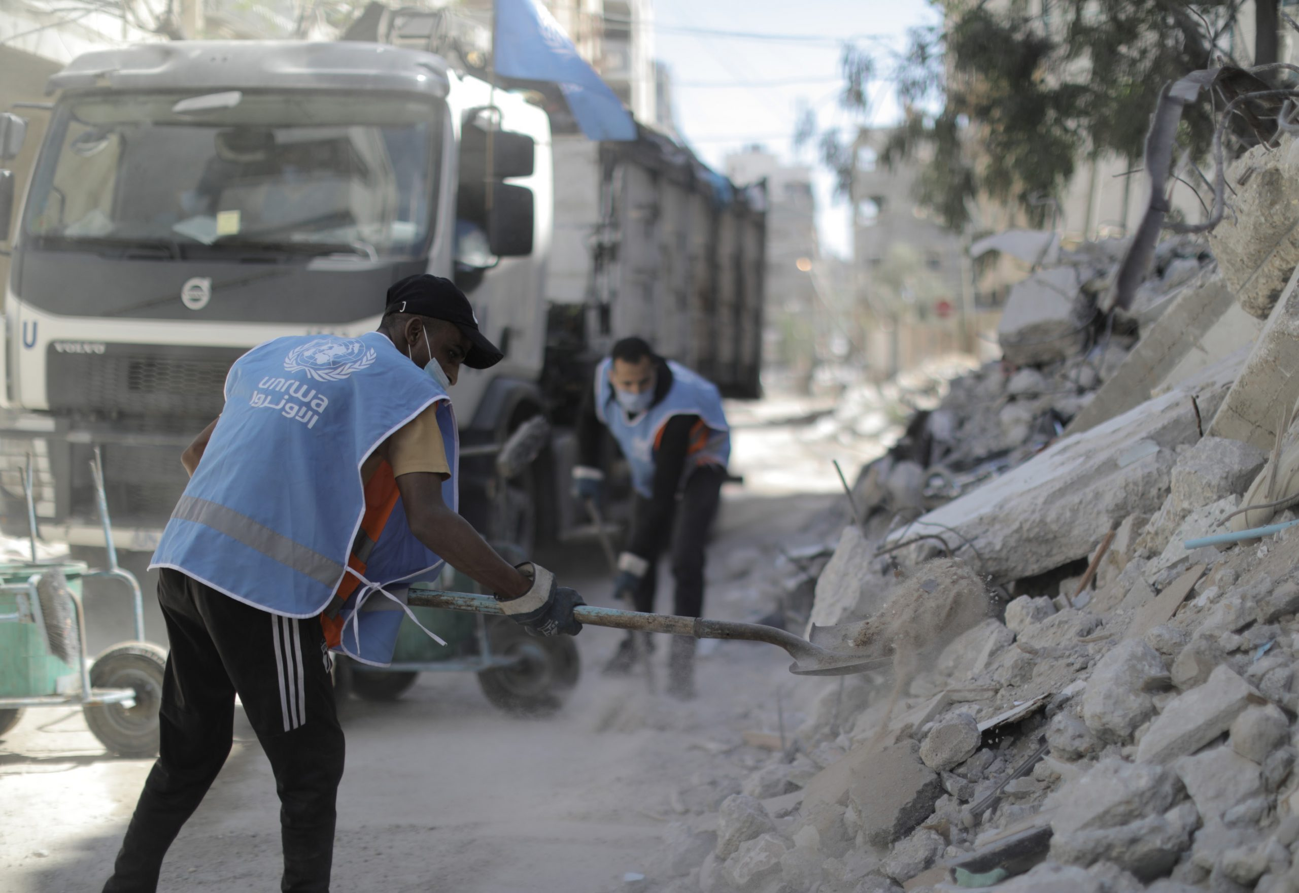 UNRWA Launches $164 Million Humanitarian, Early Recovery Appeal For Gaza
