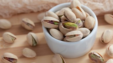 Man arrested over theft of 19 tons  of pistachios