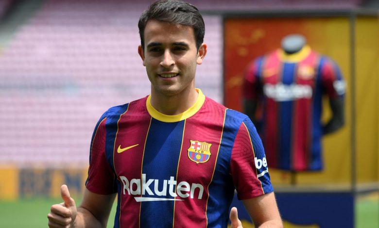 Barcelona Sign Defender Eric Garcia