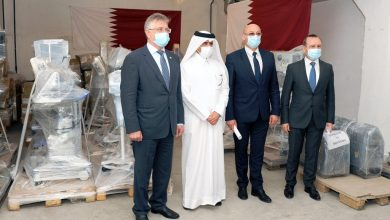 Qatar Provides Medical Aid to Moldova to Confront Coronavirus Pandemic