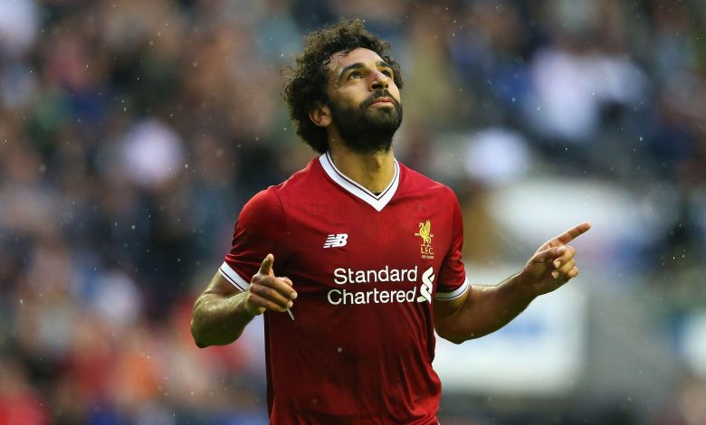 Mo Salah competes with 7 football stars for EPL Player of the season