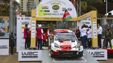 France's Ogier Wins International Safari Rally Kenya