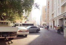 Random parkings stifle the streets of new Doha