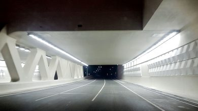 Demands to reduce lighting of Lusail Tunnel