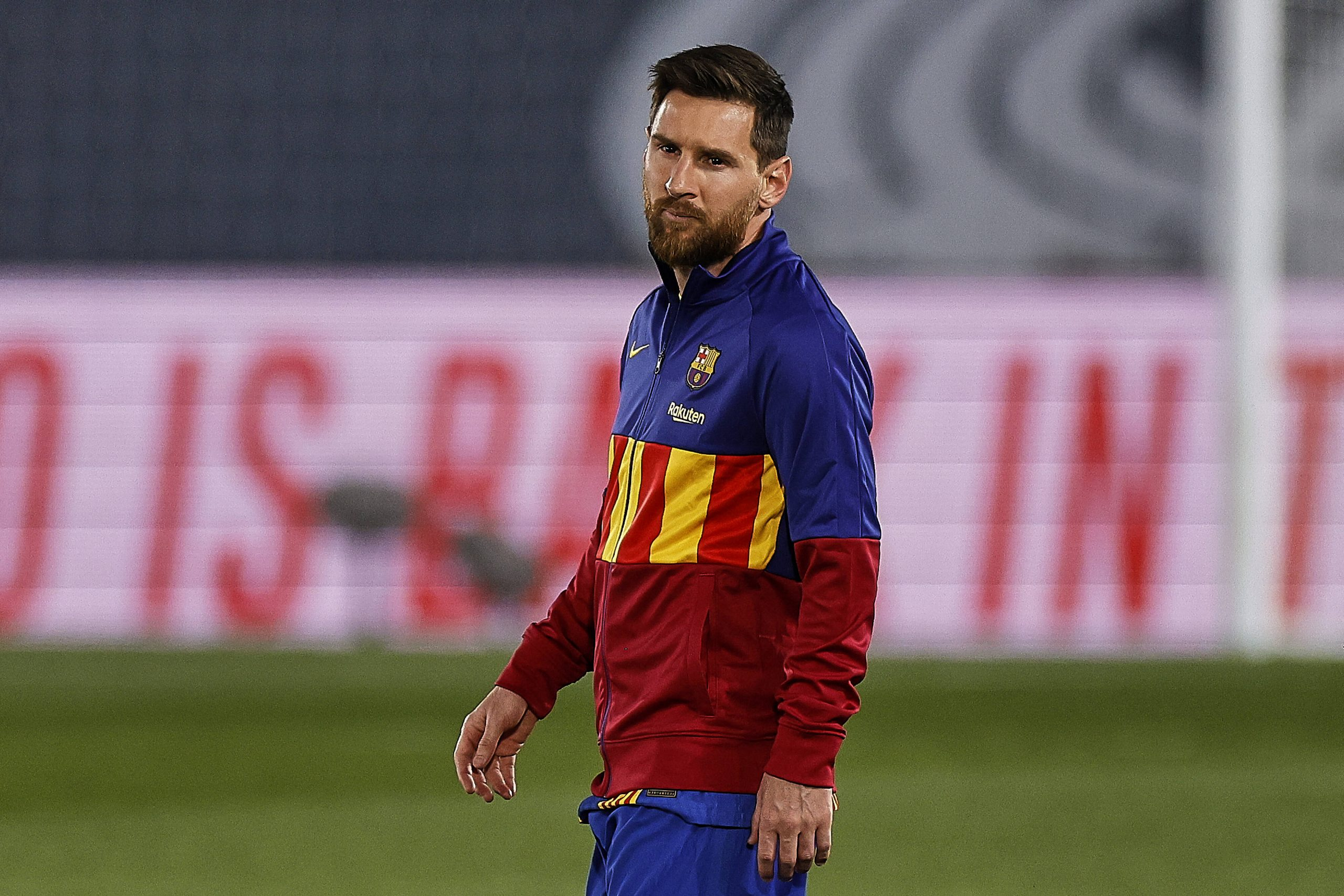 Lionel Messi: Barcelona forward agrees contract extension with 50% pay cut