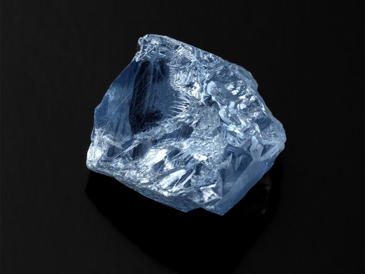 One of the priciest rough diamonds ever fetches $40 million