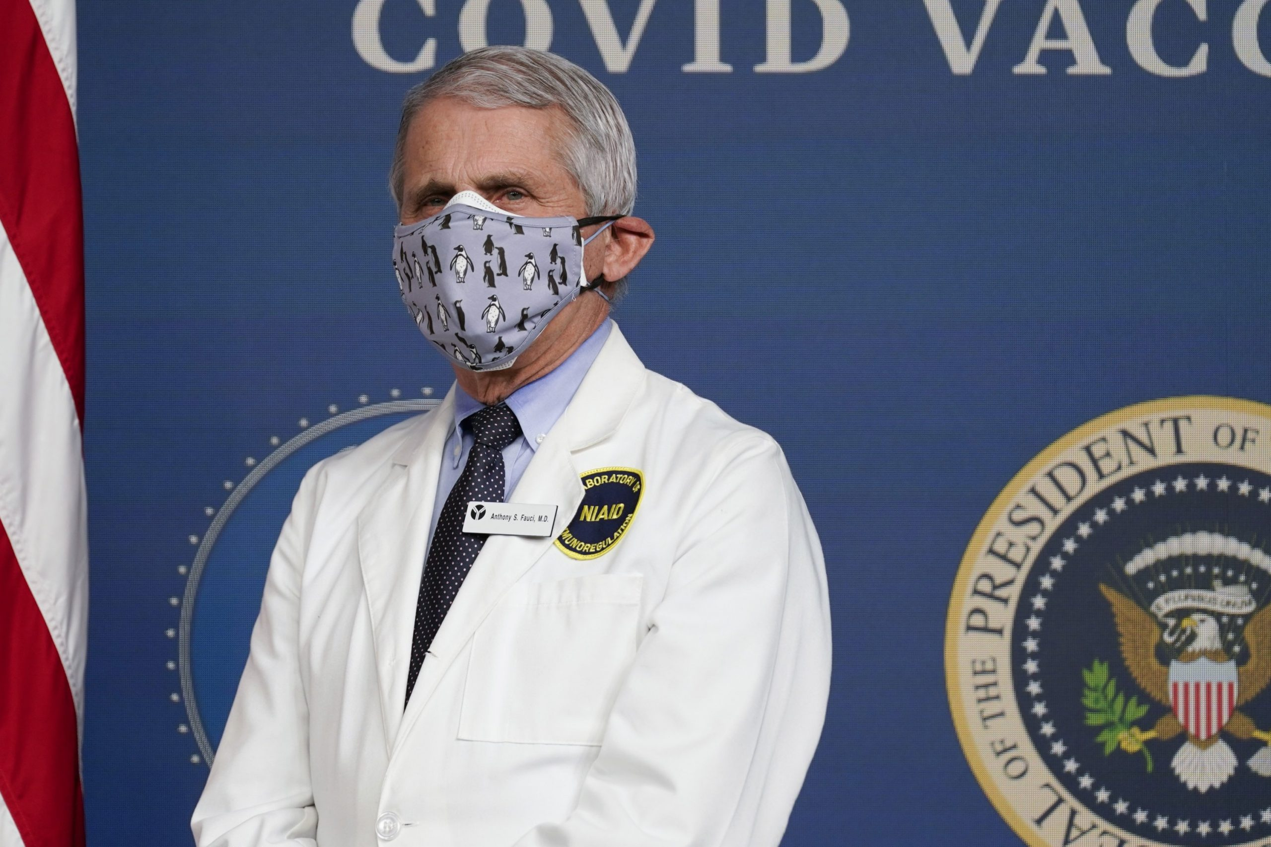 Fauci: Most serious cases and deaths among unvaccinated people