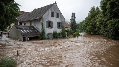 Victims of Floods in Western Europe Rises to 118