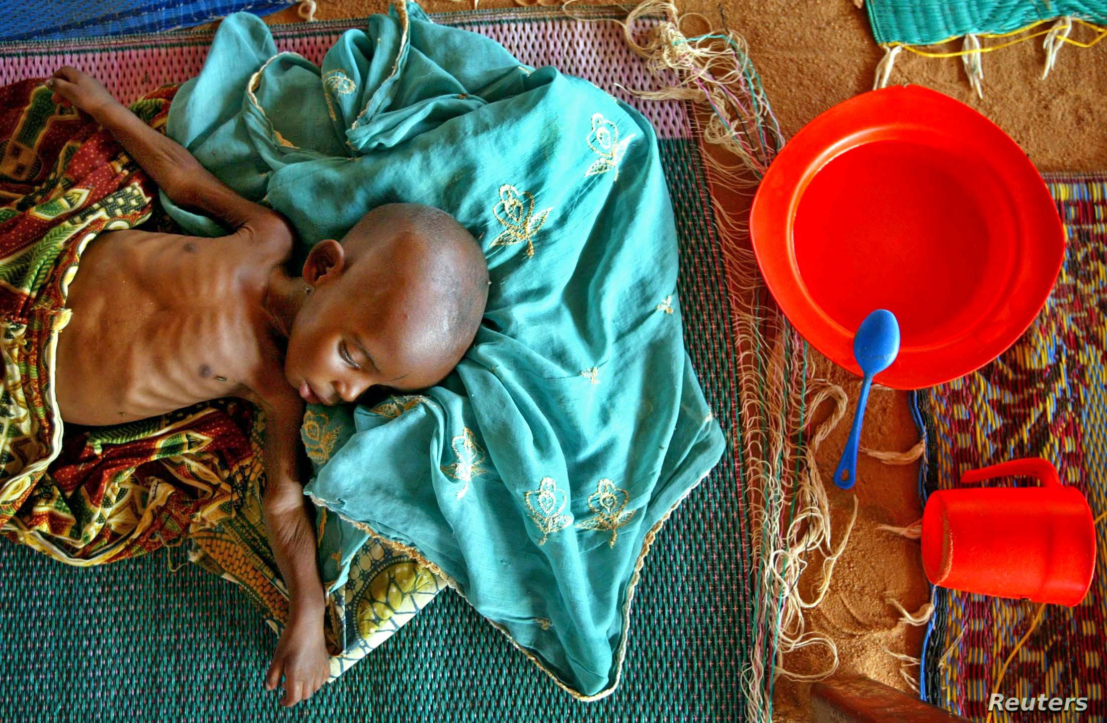 UNICEF: More Than 2 Million in Niger Face Humanitarian Crisis
