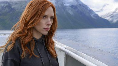 'Black Widow' tops US box office
