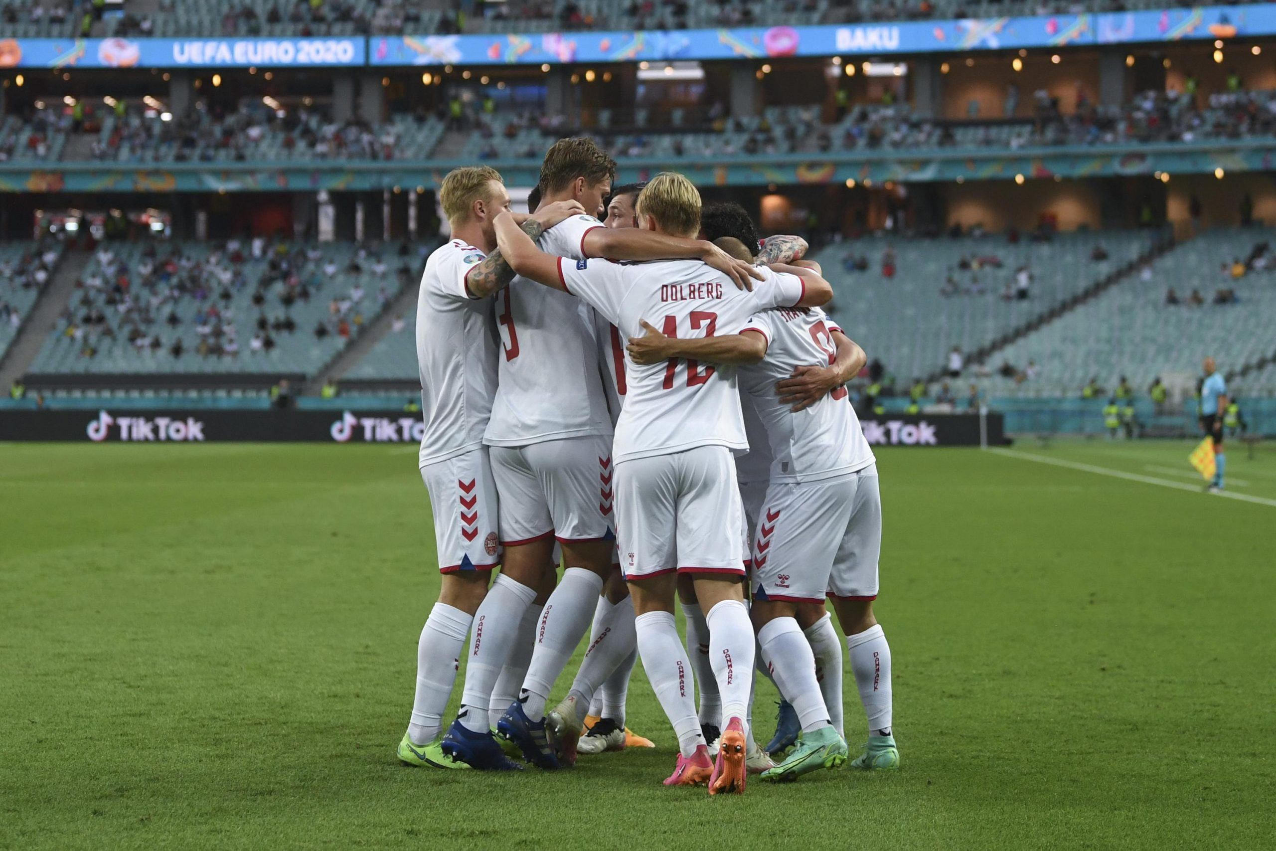 Euro 2020: Denmark Beat Czech to Qualify for Semis