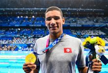 Tokyo Olympics: Tunisian Ayoub El Hefnaoui Wins Gold in the 400m Freestyle