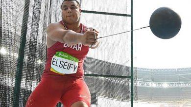 Qatar's Al Saifi Qualifies for 2020 Tokyo Olympics