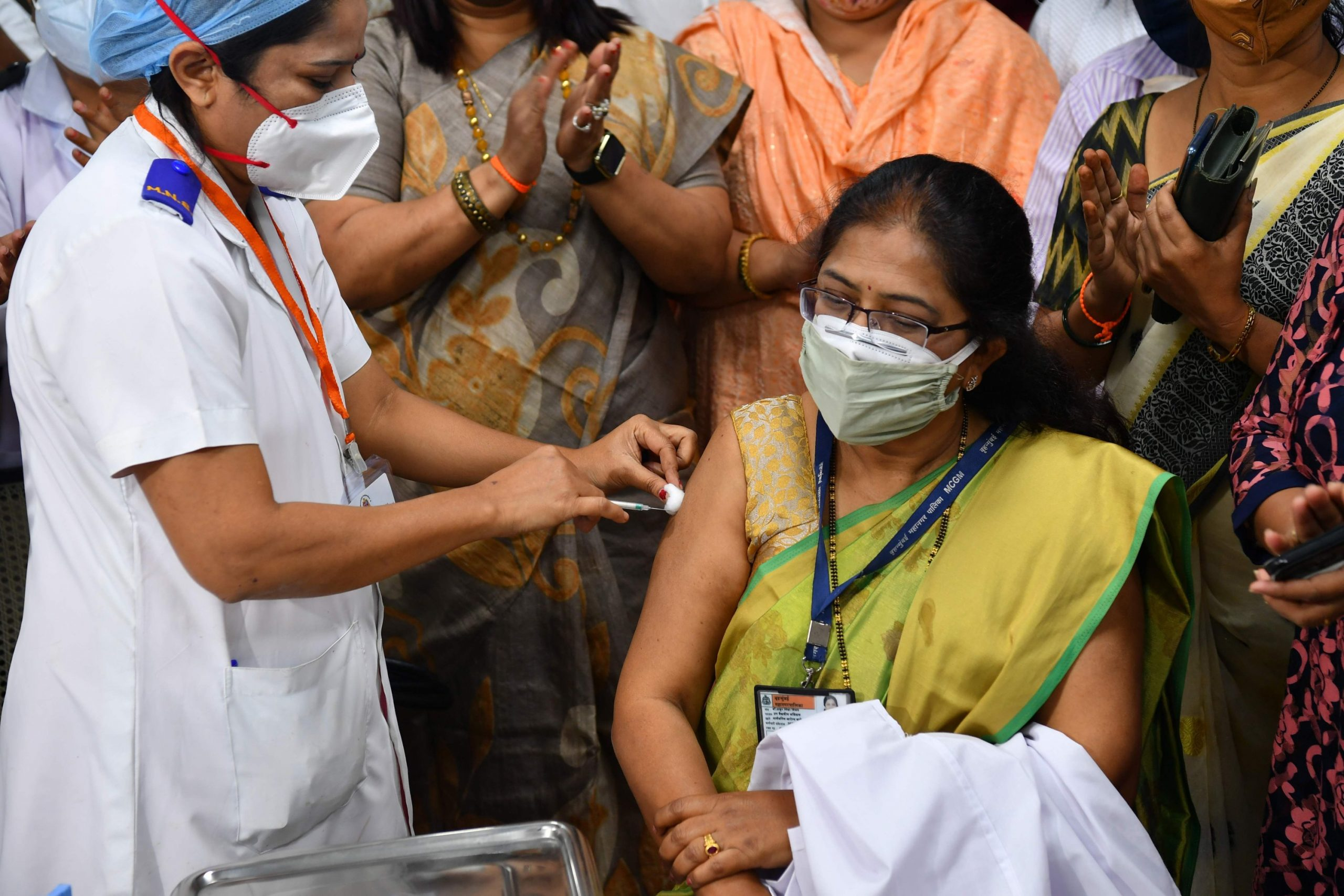 $10 for water & salt injection, India's largest vaccine scam!