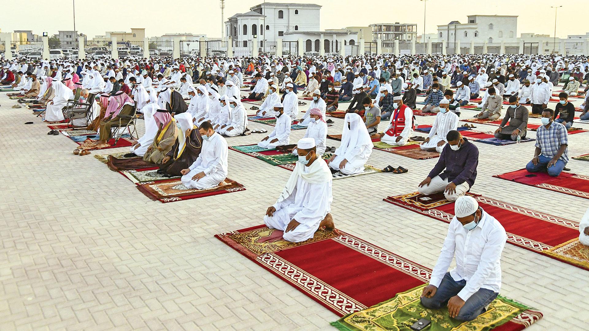 Awqaf Ministry Prepares More Than 900 Mosques, Praying Areas for Eid Al-Adha Prayers
