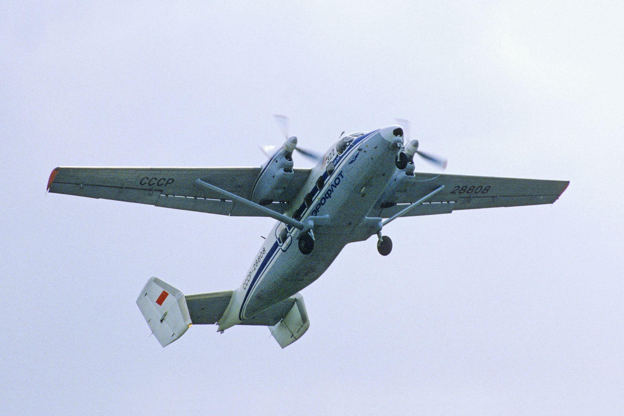 Russian 'miracle' as passengers survive hard plane landing in Siberia