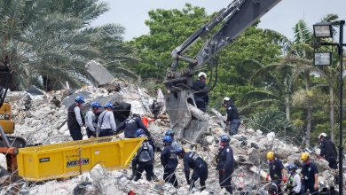 Florida Building Collapse Toll Rises to 90