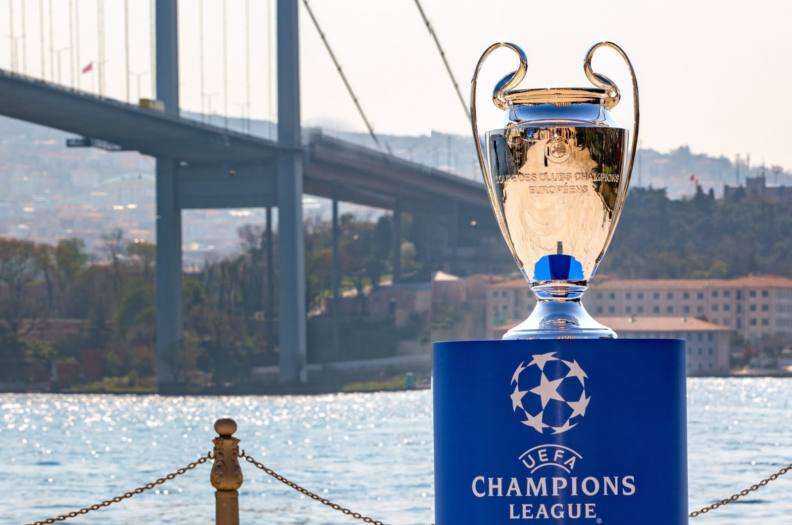 Istanbul to host 2023 UEFA Champions League final