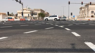Ashghal partially opens Pearl Intersection in Al Wakra