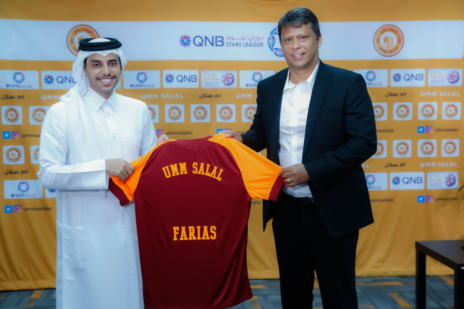 Umm Salal SC Signs Contract with New Coach Sergio Fabrice