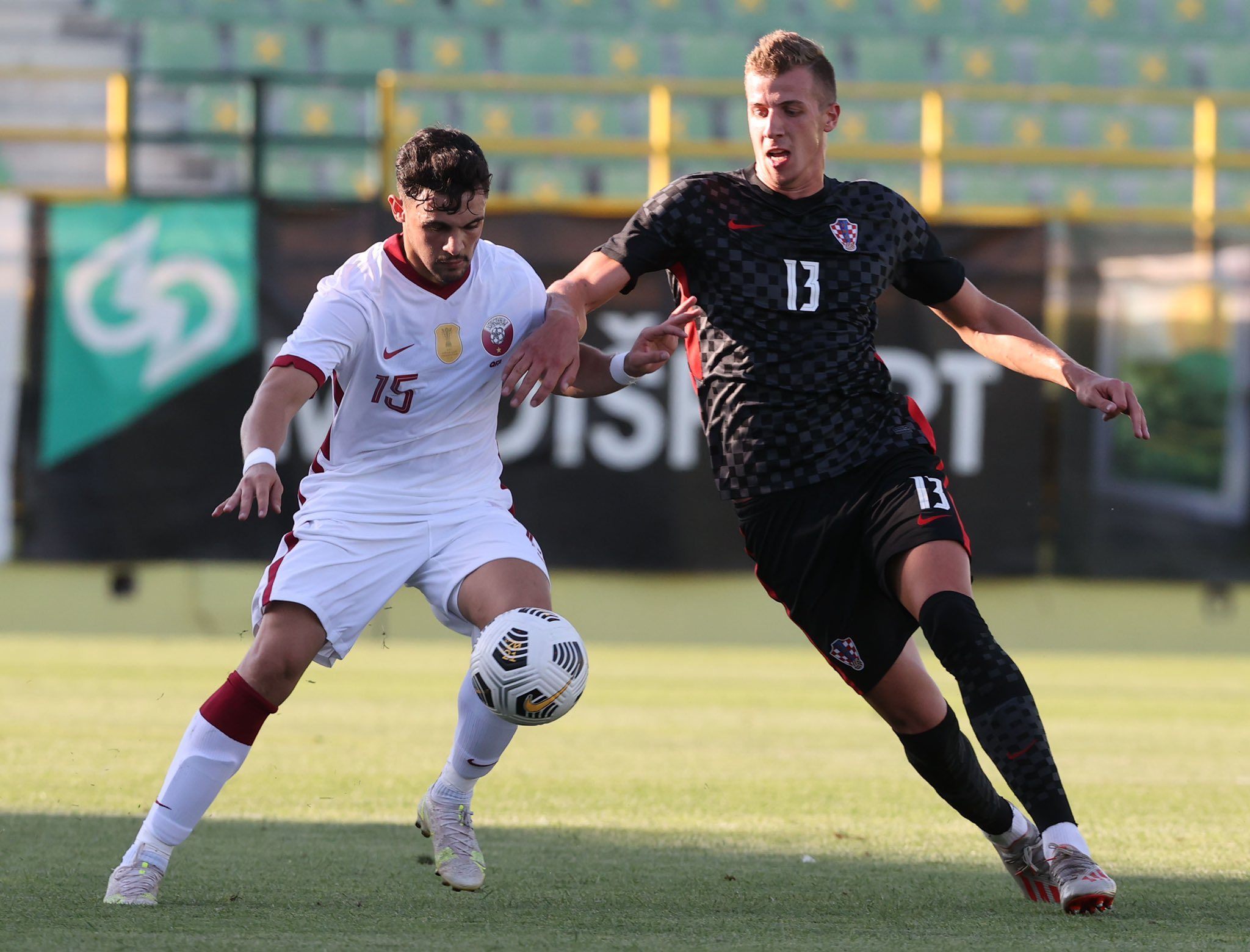 First National Team Defeat Croatia 3-1 in Friendly