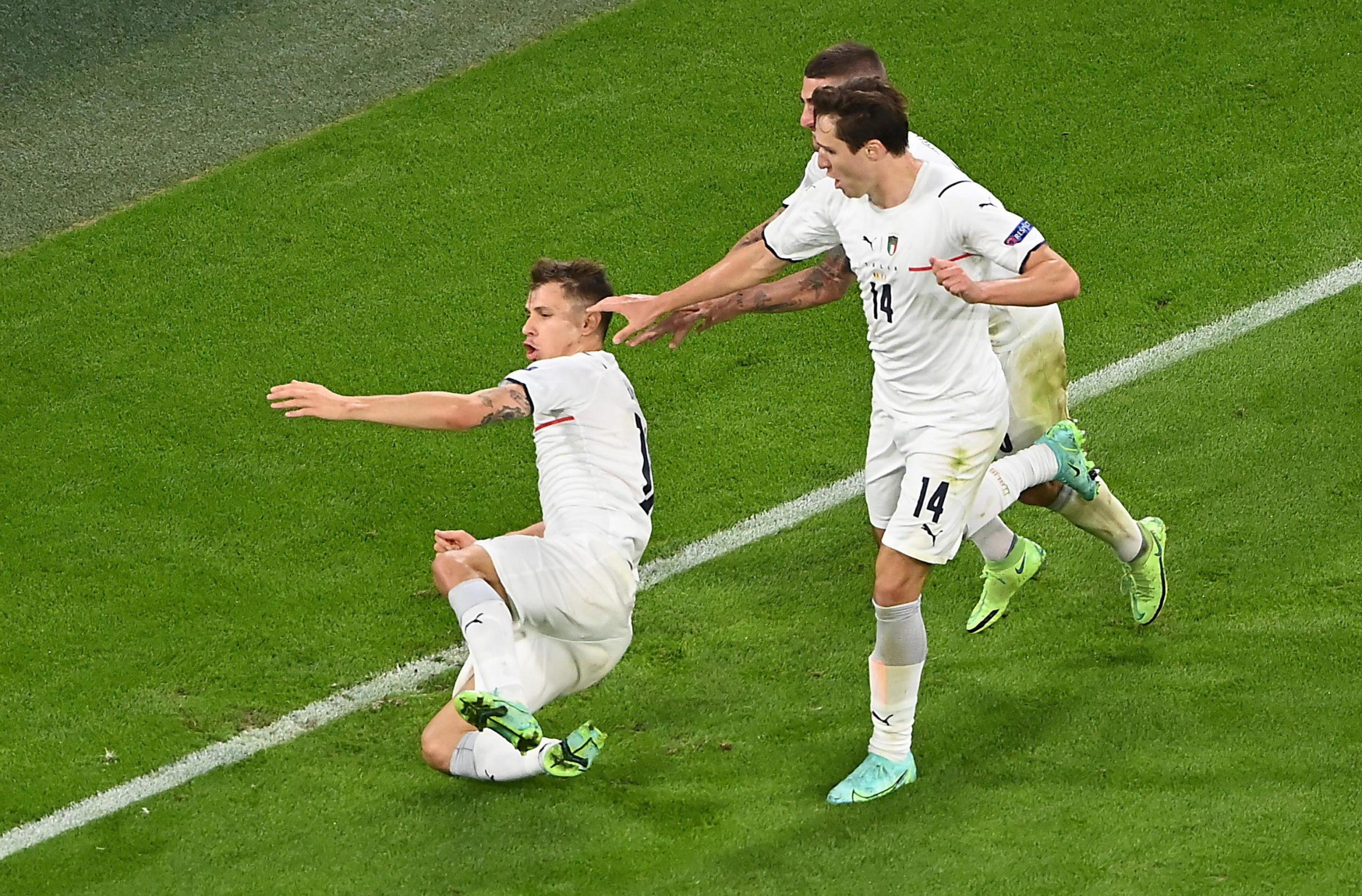 Euro 2020: Italy Defeat Belgium to Qualify for Semis