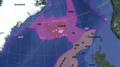 A submerged continent under Iceland .. Will we witness a re-drawing of maps soon?
