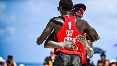 Qatar Beach Volleyball Team Tops World Standings