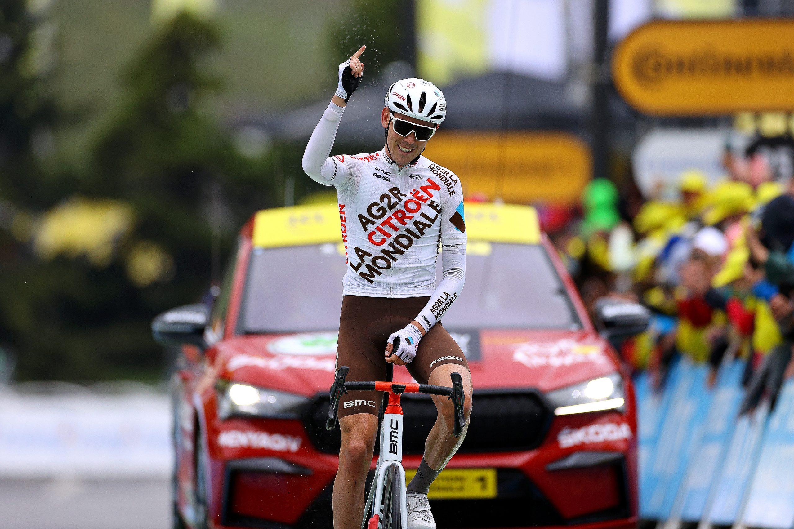 Tour de France 2021: Ben O'Connor Wins Stage Nine