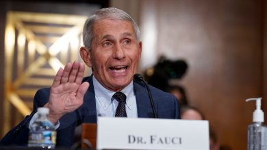 Anthony Fauci: some people will need a third dose of the vaccine