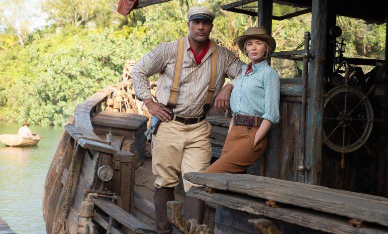 'Jungle Cruise' movie pairs spirited heroine with pun-slinging skipper