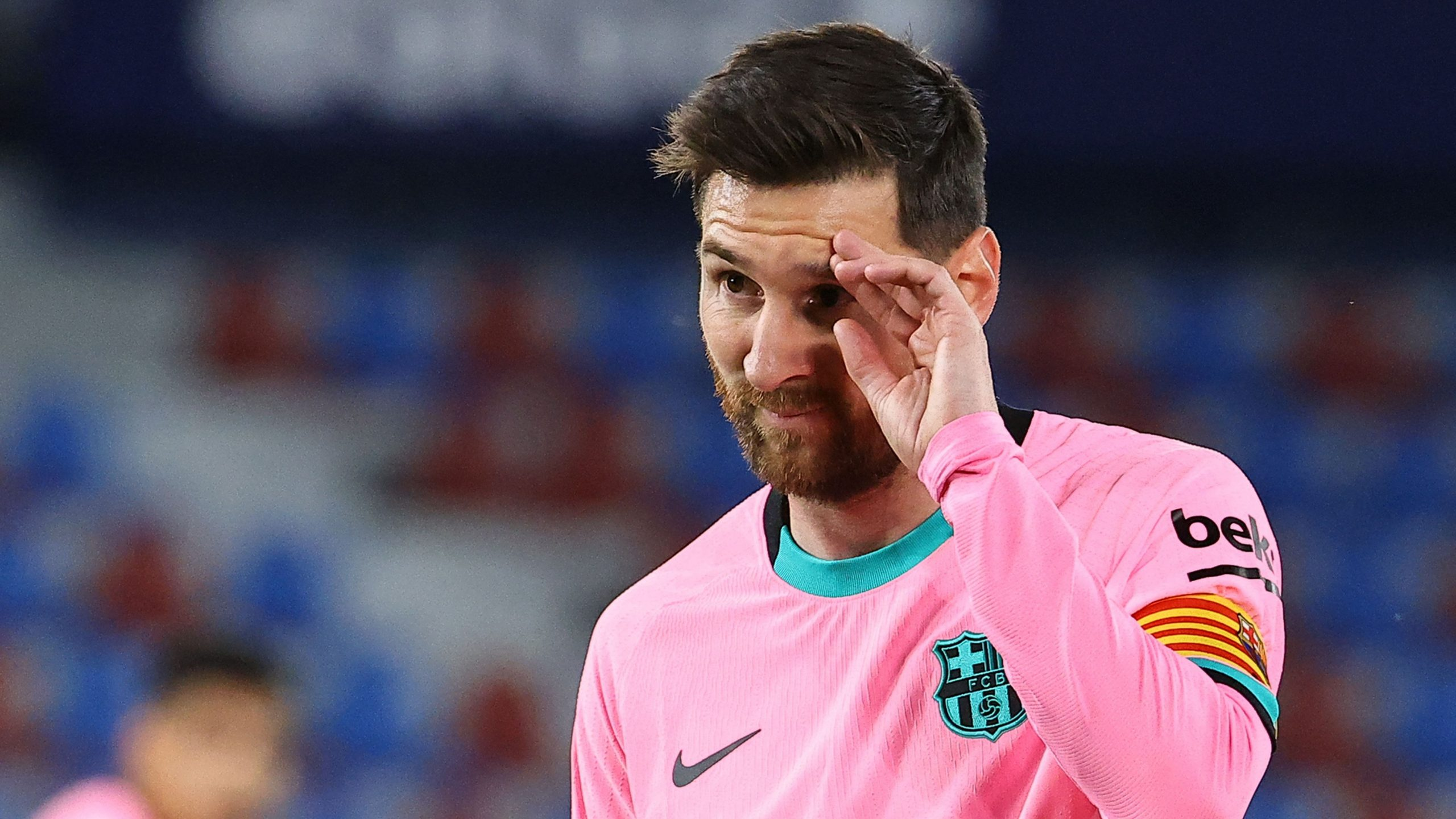 Lionel Messi is losing out on €100,000 a DAY