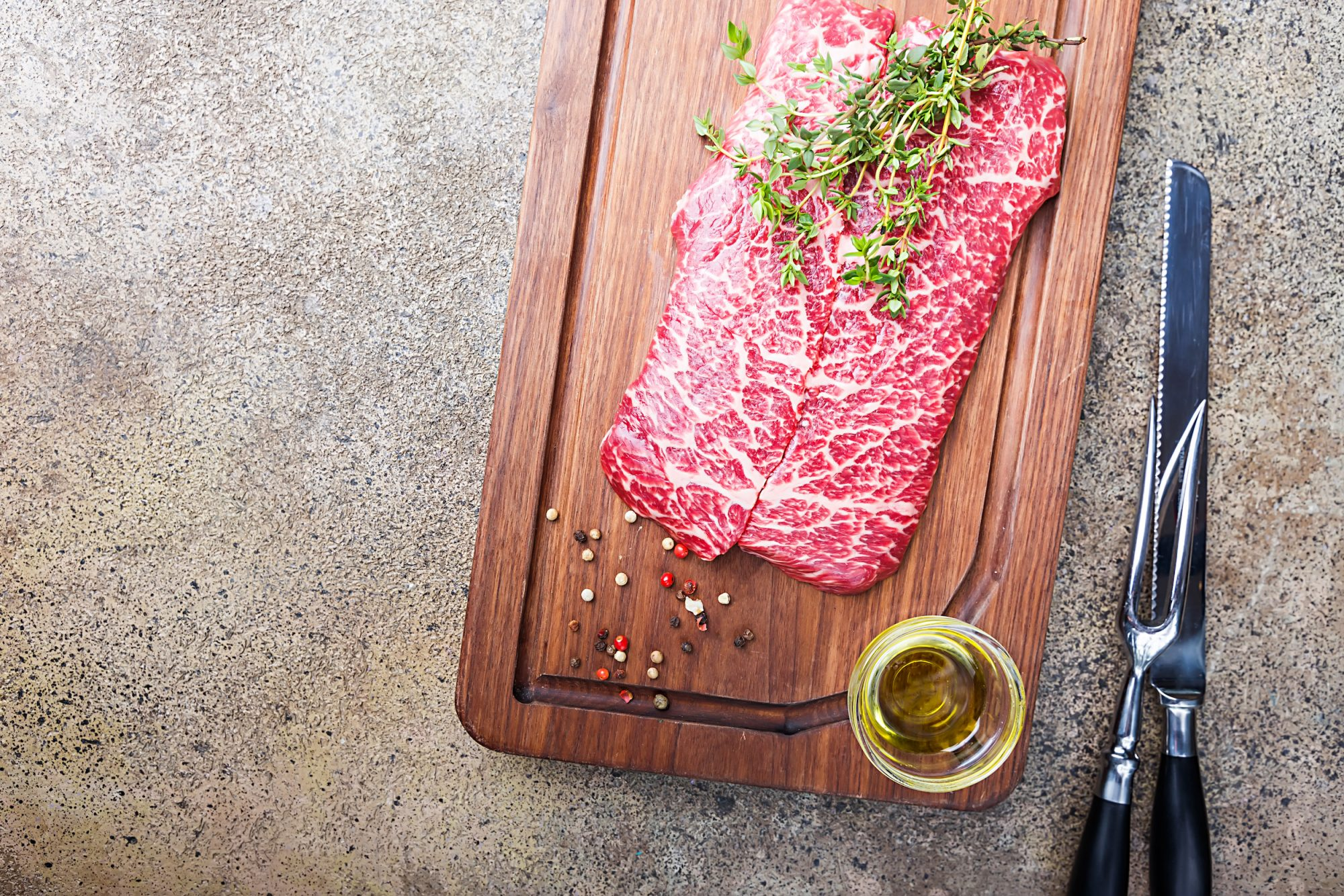 """""""Japanese Wagyu Meat"""".. the most expensive beef in the world"""