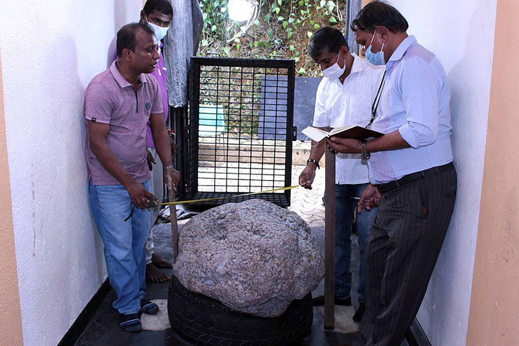 Lucky Sri Lankan accidentally discovers $100 million treasure in his home