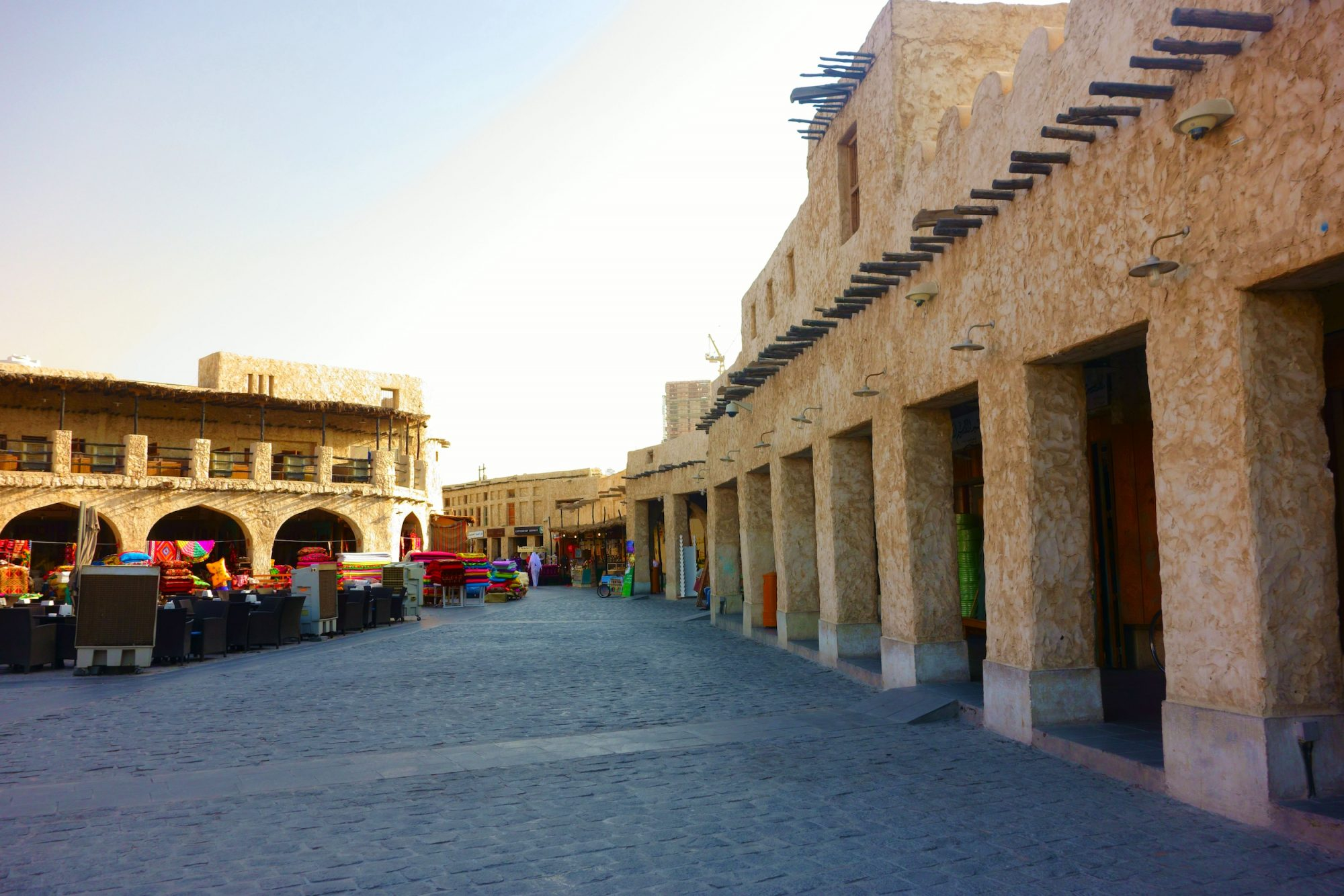 Restaurant managers in Souq Waqif: 60% drop in sales during the summer