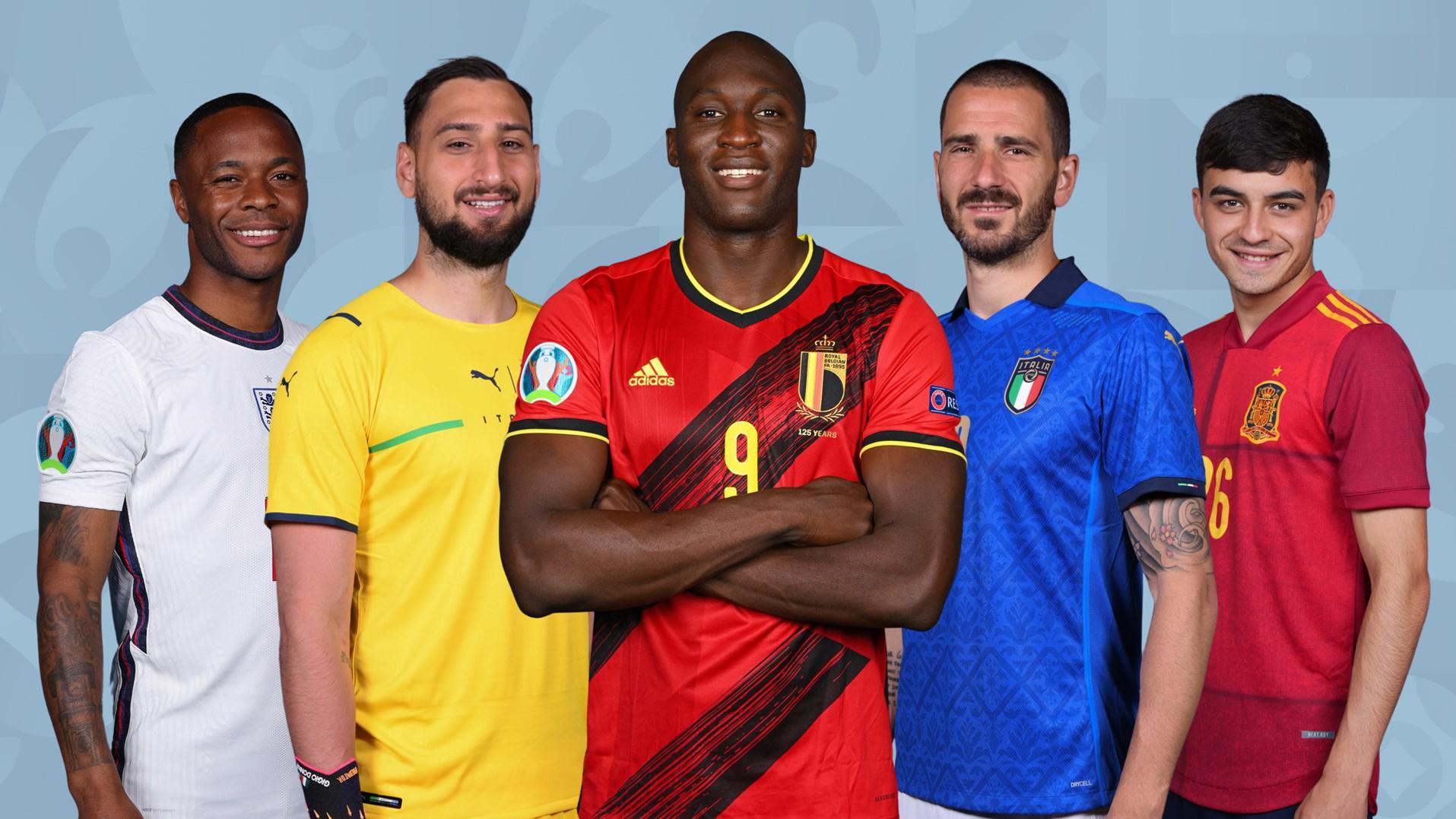 UEFA Revealed Euro 2020's Team of The Tournament