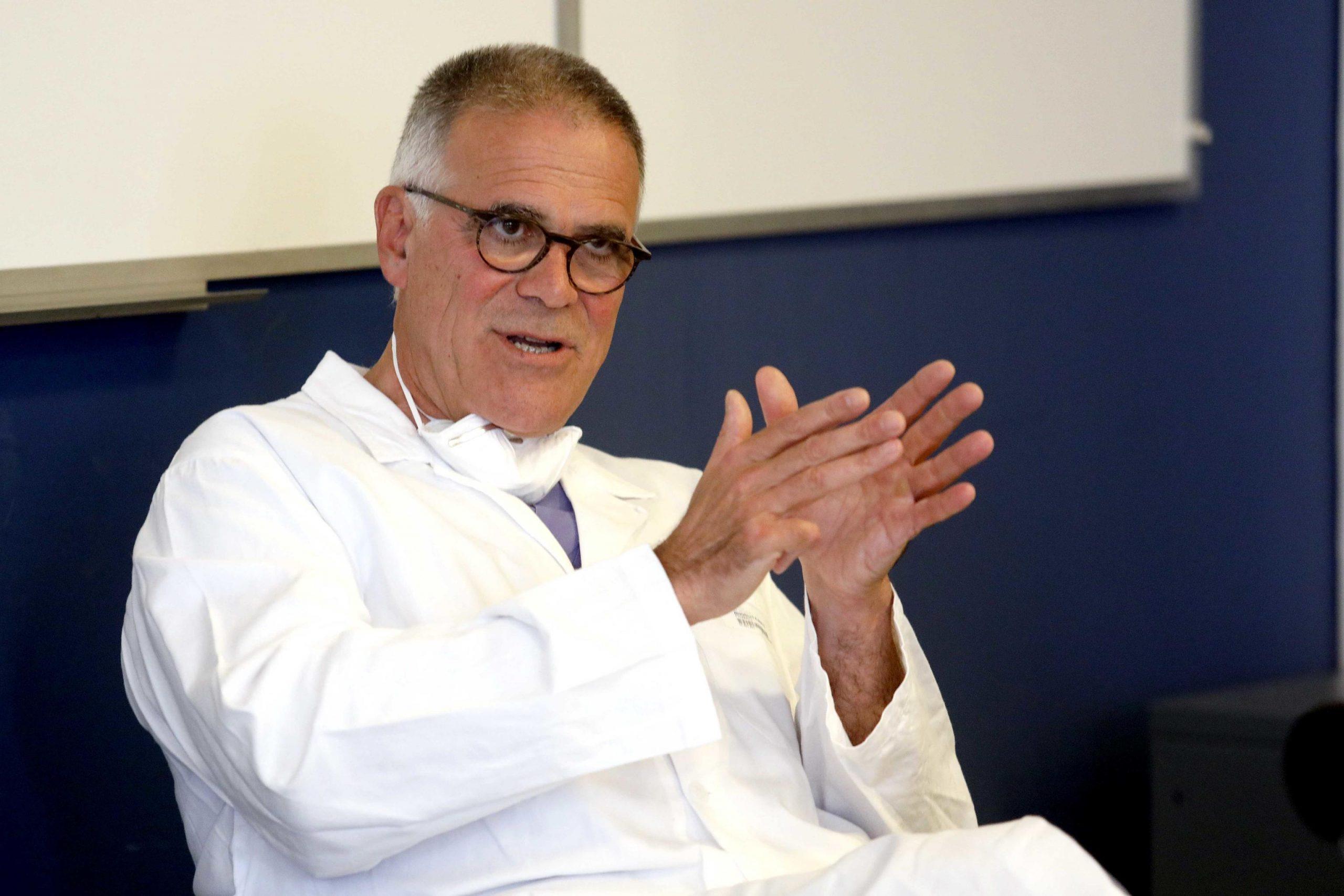 Italian health official: Coronavirus clinically died