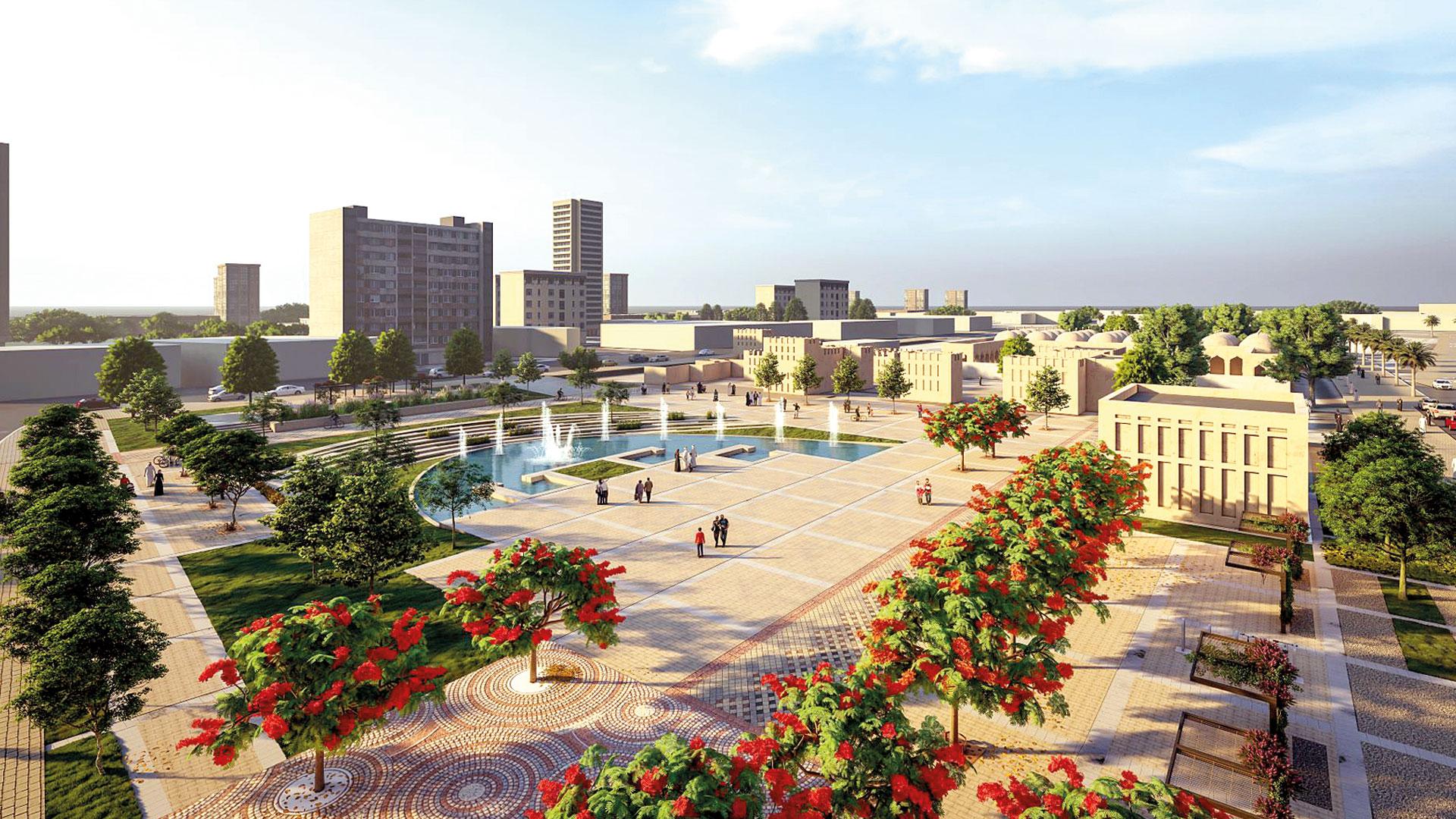 Work Starts on Construction of Masjid Al Qubib Plaza