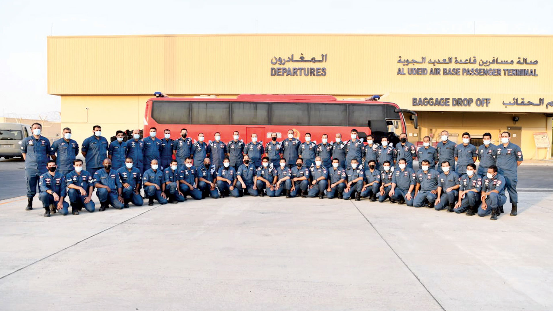 Under the Directives of HH the Amir.. Team from Lekhwiya Heads to Turkey
