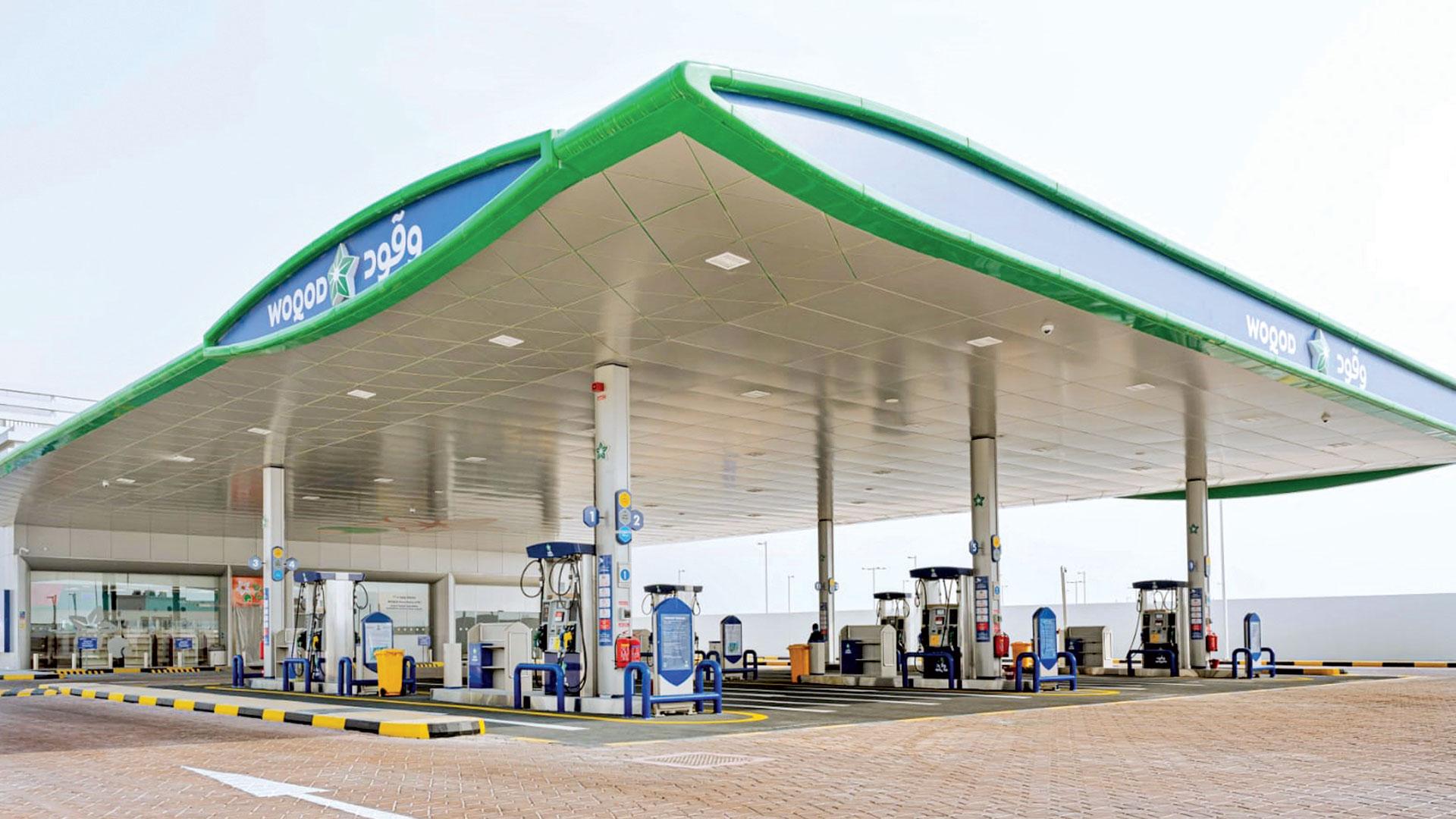 Woqod opens Waterfront petrol station